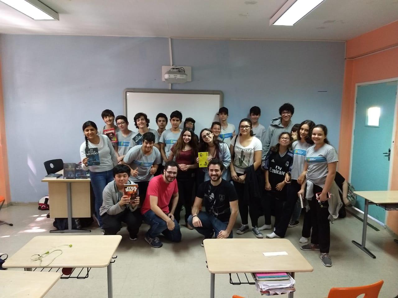 Colégio Belo Futuro (04/12/2018)