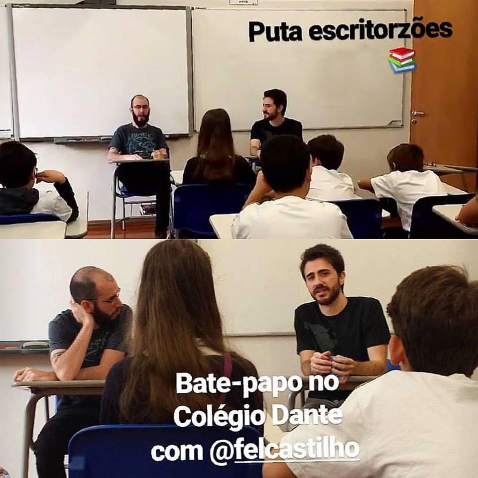 Bate-papo-Dante Alighieri (10/2017)