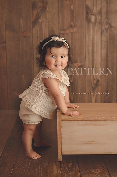 Sitter Sewing Pattern