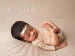 Newborn Romper Sewing Pattern