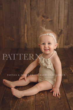 Sitter Romper Sewing Pattern