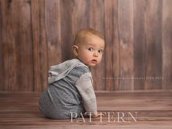Sitter Hoodie Sewing Pattern