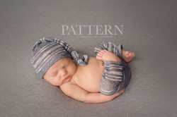 Newborn Prop Sewing Pattern