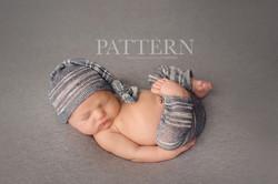 Newborn Prop Sewing Pattern