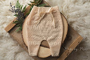 free newborn prop sewing pattern