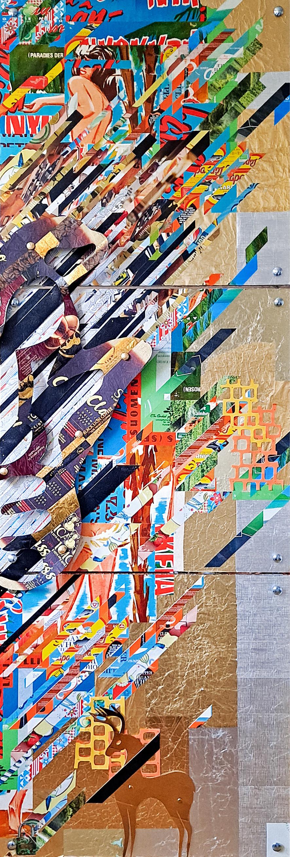 Spirit / Henki 150 x 50 cm, 2020