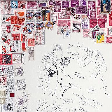 postimerkeistä