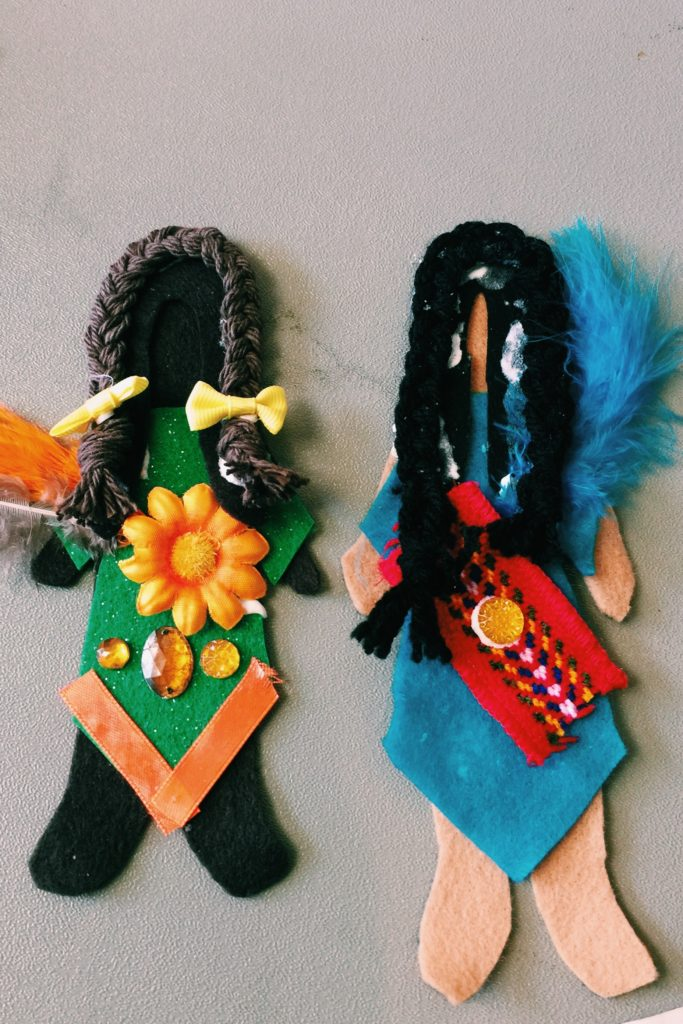 Faceless Dolls Project