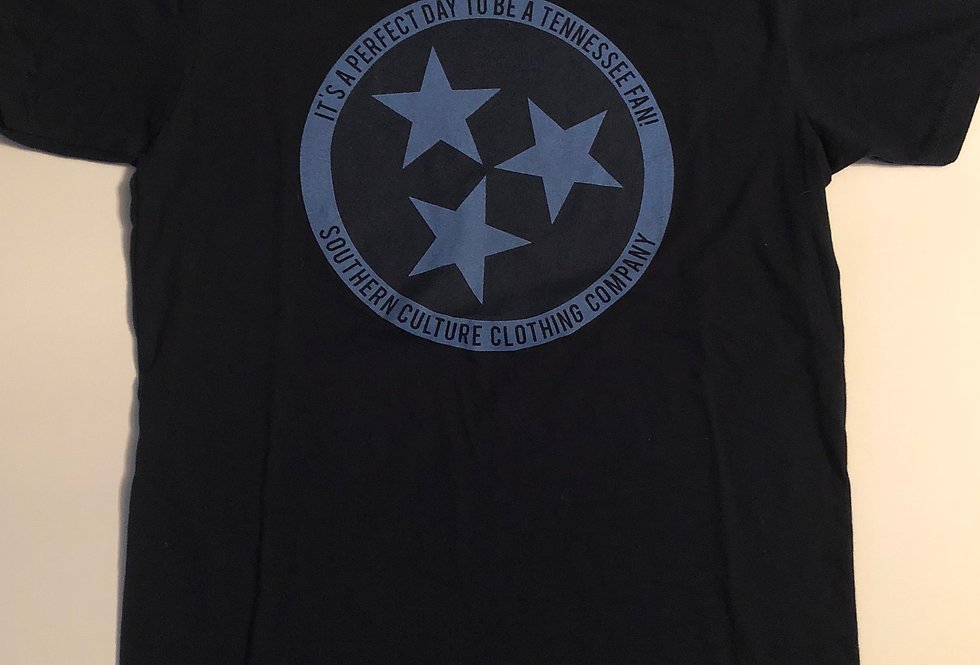 Southern Culture titans tristar front tee