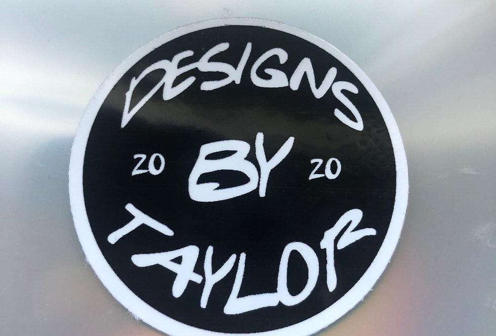 """TAYLOR"" TRIP STICKER"