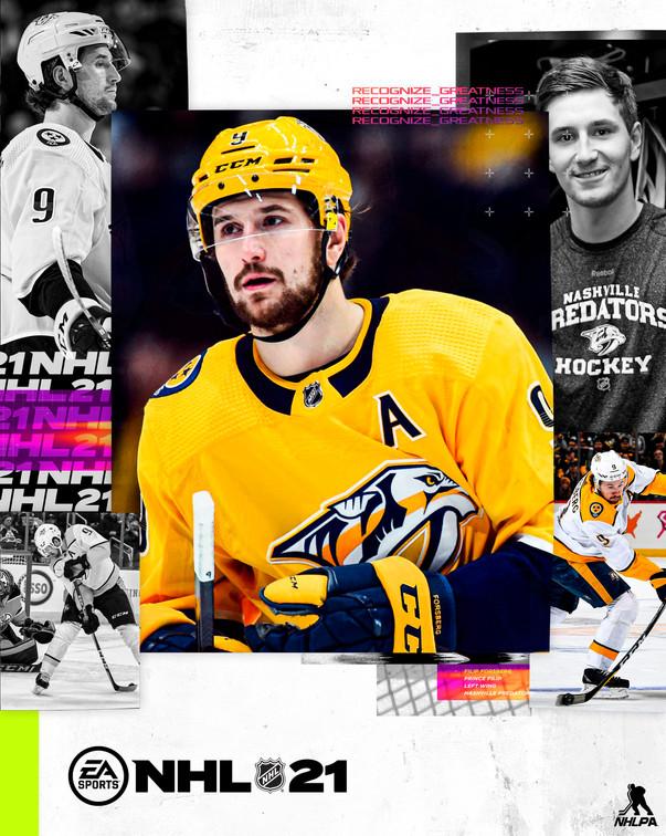 Filip Forsberg NHL 21 Cover.jpg