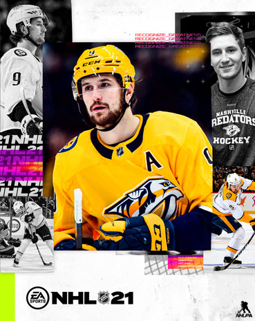 Filip Forsberg NHL 21 Cover.jpg