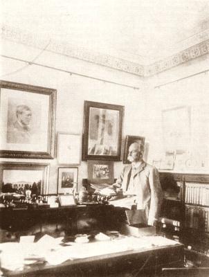 The HANBURY Office