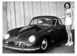 King's Porsche
