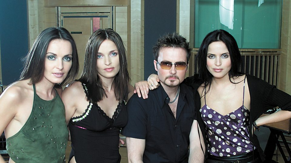 The CORRS.