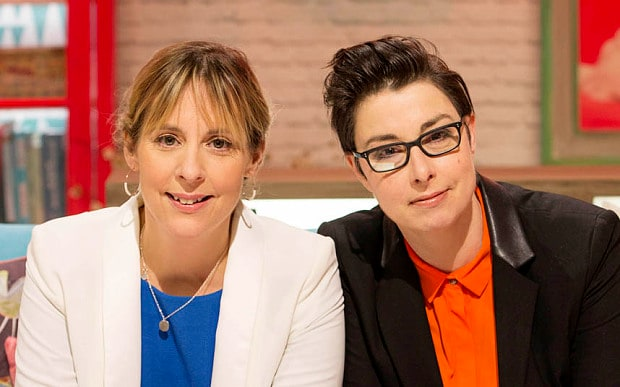 Sue & Mel
