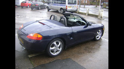 My Porsche standard