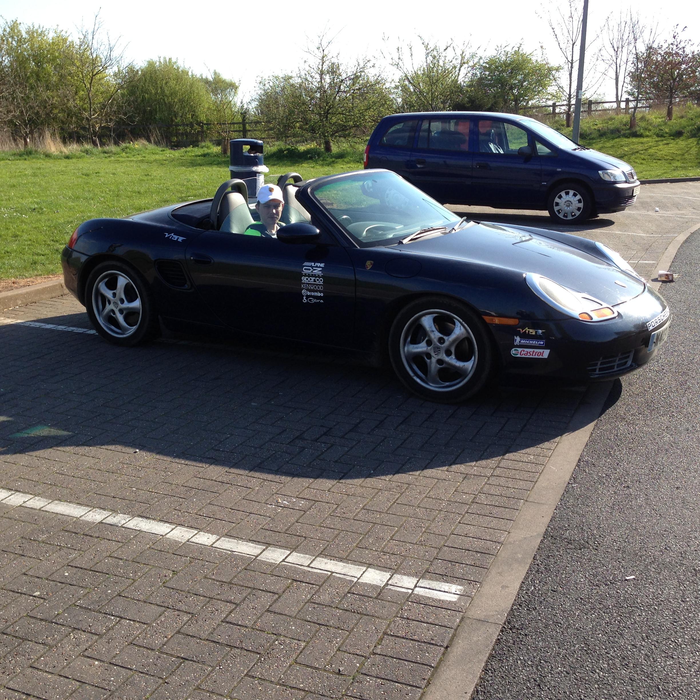 Me & my Porsche
