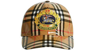 burberry-Brown-Archive-Logo-Coated-Vinta