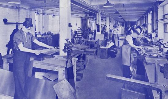Tinsmiths' Shop