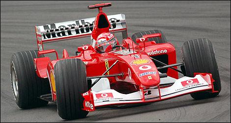 F1 Schumacher