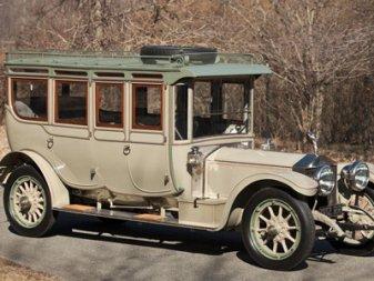 1912 Rolls Royce Silver Ghost
