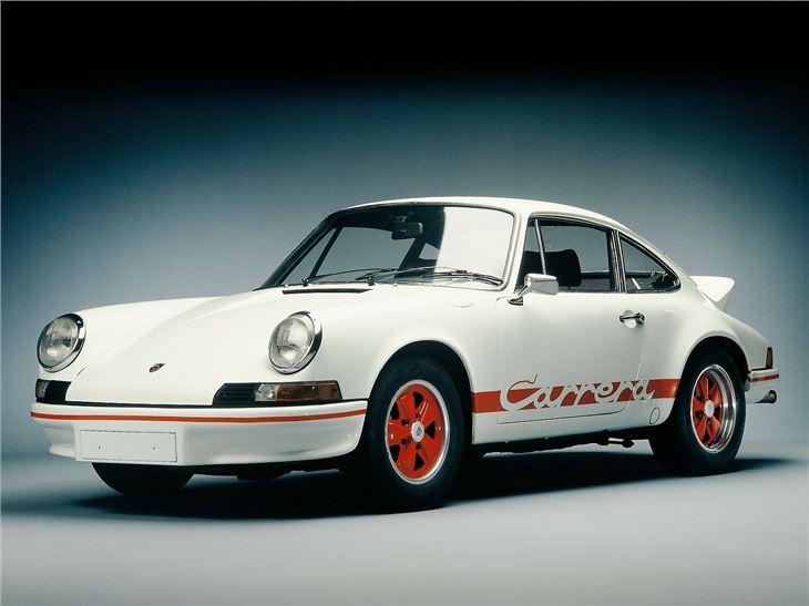 1964 Porsche 911 Carrera RS