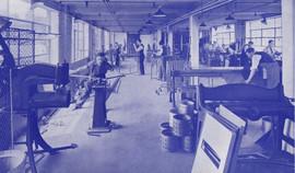 Sheet Metal & Furniture Shops