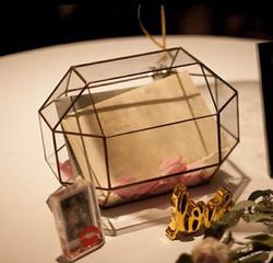 Geometric Card Box