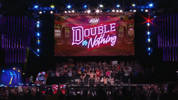"""AEW """"Double or Nothing"""" live streamed to Cinemark Theaters"""