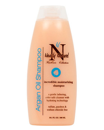 Sulfate-Free Argan Oil Shampoo