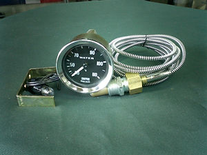 EUROPA 機械式水温計