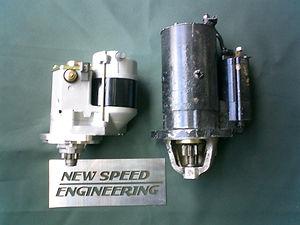 EUROPA TC and SP 用 リビルトセルモーター