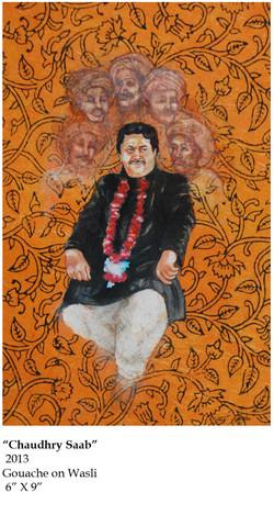 The Landlord/ Chaudhry Sahb