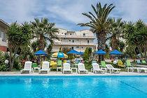 Отель Австралии Amoudara бассейн снек-бар