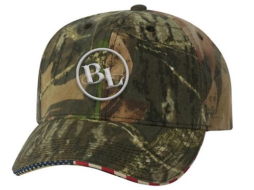 USA Camo Hat