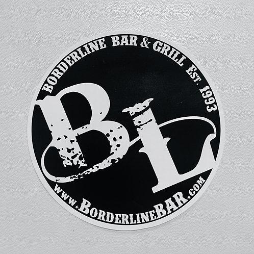 BL Round Sticker