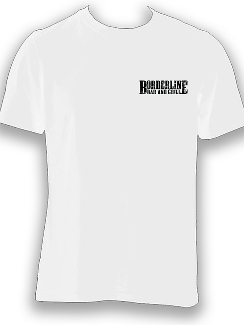 Original Borderline T-Shirt  - Mens