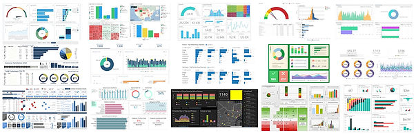 Data Visualisation Dashboard Consultanting Services
