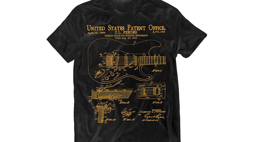 Stratocaster Patent 1954