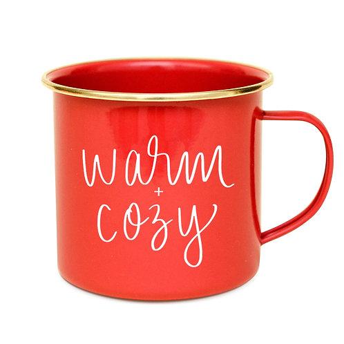 Warm & Cozy Campfire Mug