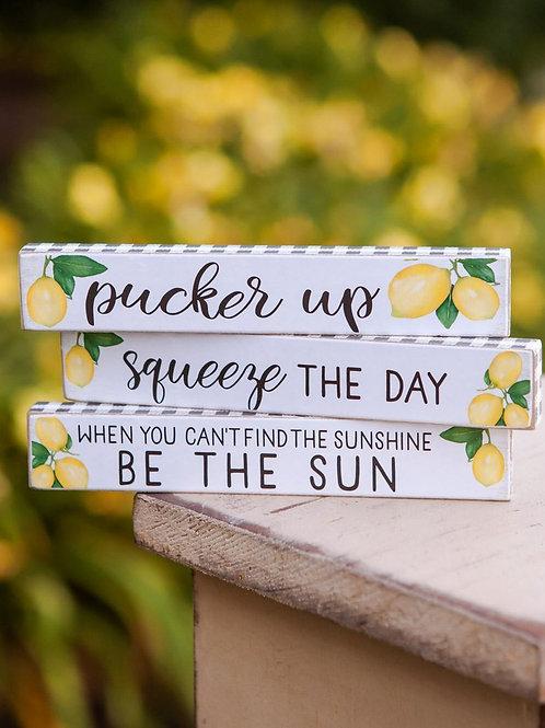 Pucker Mini Stick