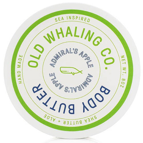 Admiral's Apple Body Butter by Old Whaling Co.