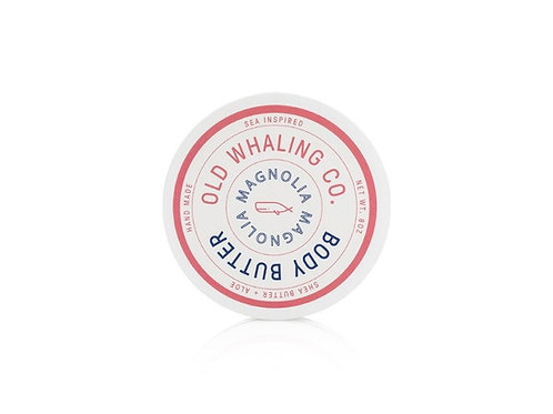 Magnolia Body Butter by Old Whaling Co.