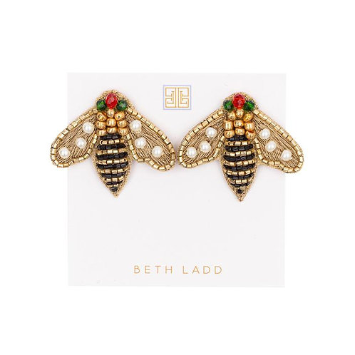 Bee Studs by Beth Ladd