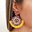 Thumbnail: Keep It Beachy Beaded Fringe Earrings