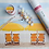 Thumbnail: Beach Bliss Paint by Number Kit by Pink Picasso