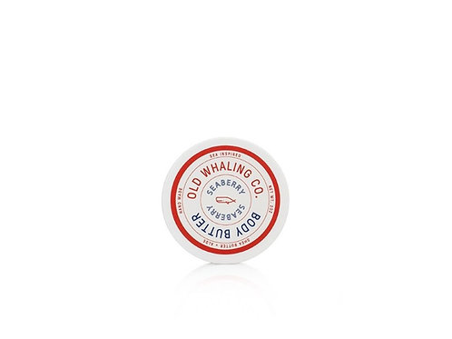 Seaberry Travel Body Butter by Old Whaling Co.