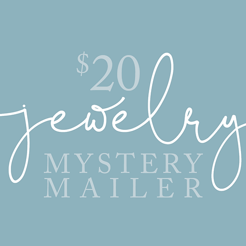 $20 Mystery Mailer (4 items)