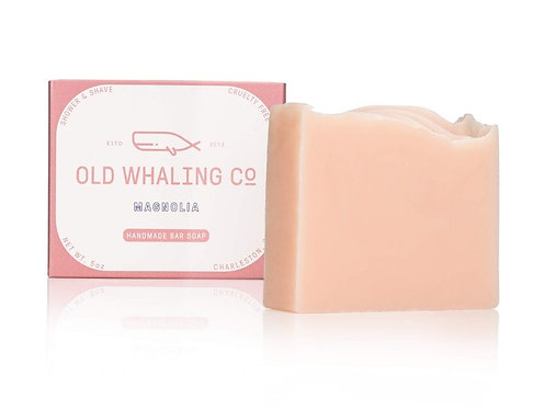 Magnolia Bar Soap by Old Whaling Co.